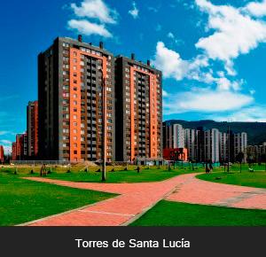 Torres de Santa Lucia
